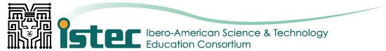 Logo del Consorcio Iberoamericano para la Educación en Ciencia y Tecnología (ISTEC)